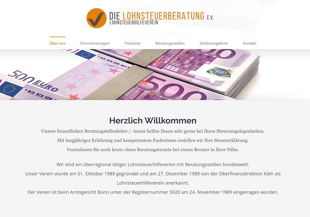 DieLohnsteuerberatung.de