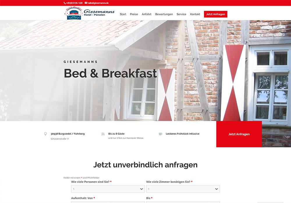 Hotel Giesemanns