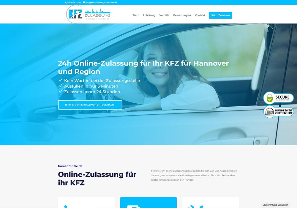 KFZ Zulassung Hannover