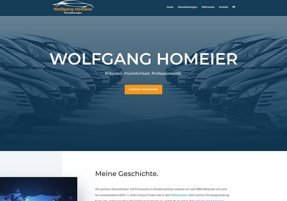 Wolfgang Homeier