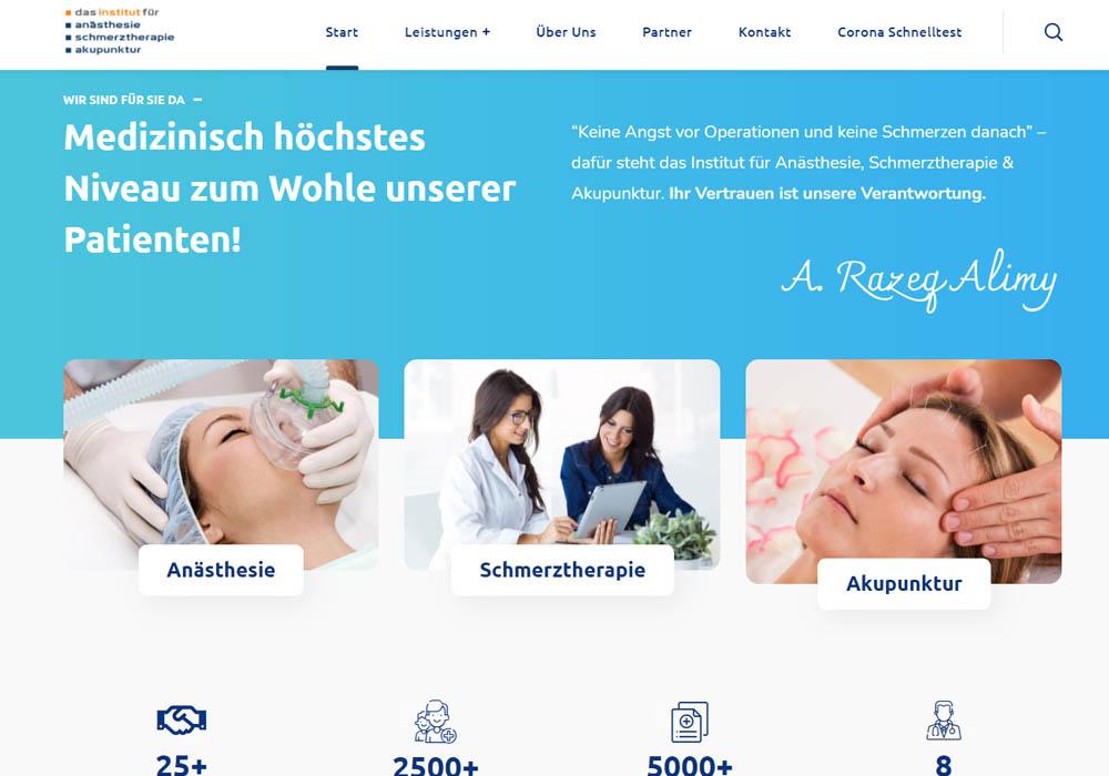 Institut für Anästhesie, Schmerztherapie und Akupunktur